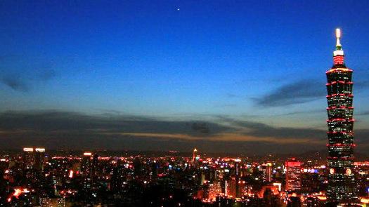台北天气预报一周