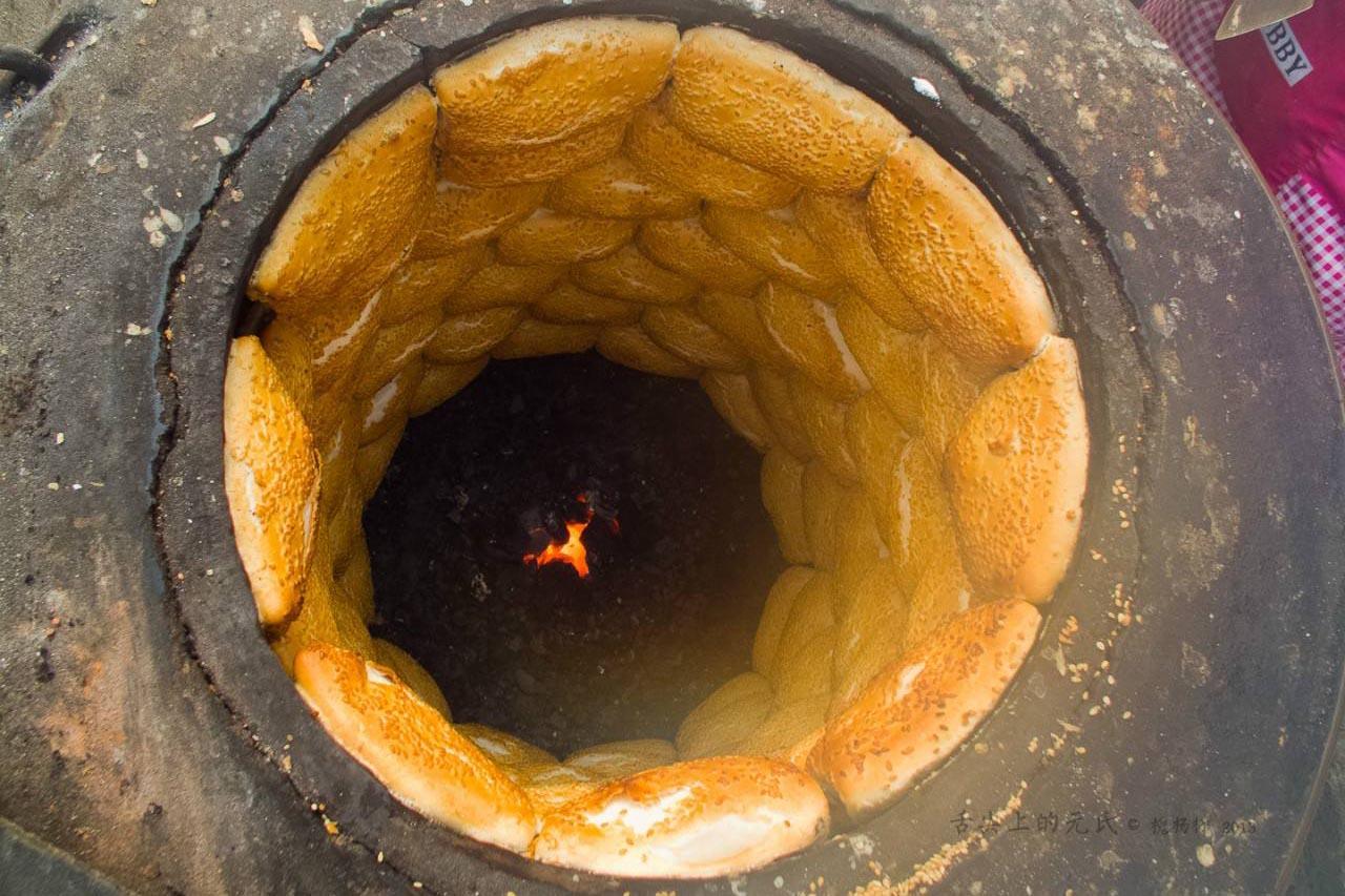 [景点]缸炉烧饼