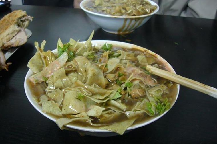 [景点]锅巴菜