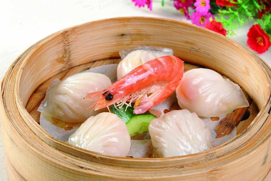 [景点]水晶虾饺