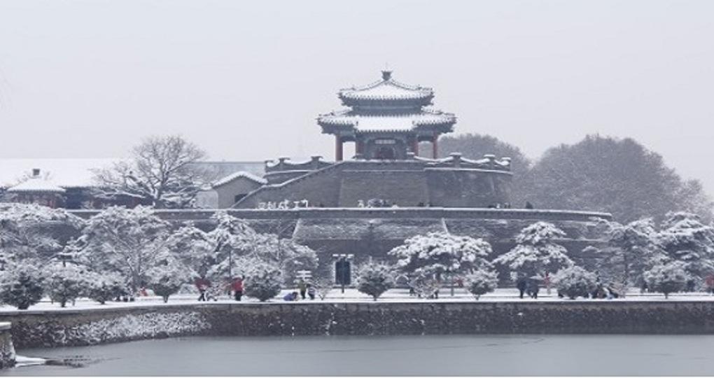 邯郸天气预报一周
