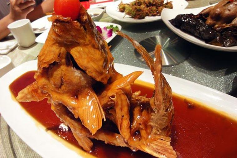 [景点]黄河鲤鱼