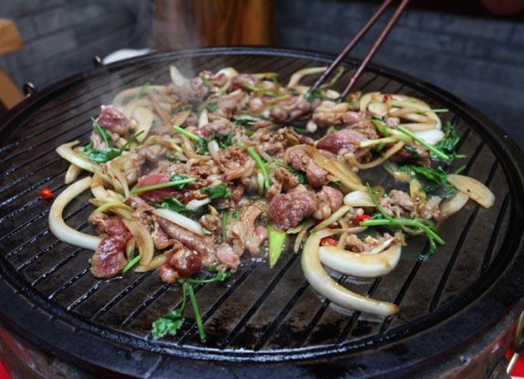 [景点]老北京烤肉